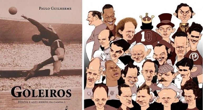 Livro sobre a história da posição de goleiro foi lançado em 2006