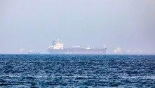 Incidente no golfo de Omã deixa três navios fora de controle