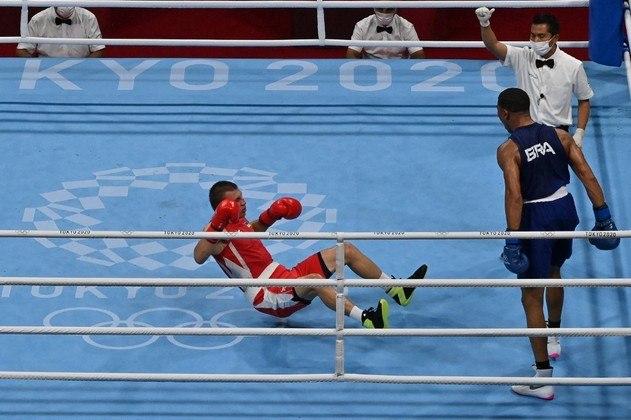 Golpe, Hebert Conceição, boxe