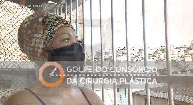 Golpe do consórcio da cirurgia plástica fez várias vítimas