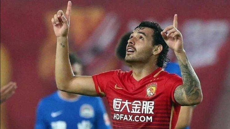 Gols marcados pelo Guangzhou FC: 110 gols em 174 jogos - Contrato com o Guangzhou FC até: 30/06/2023