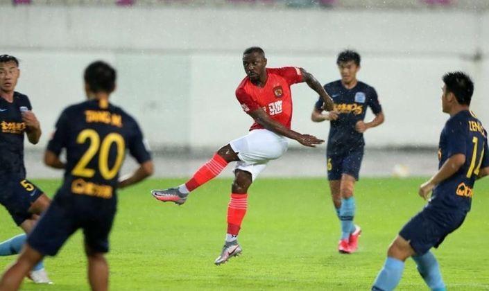 Gols marcados pelo Guangzhou FC: 5 gols em 18 jogos - Contrato com o Guangzhou FC até:  30/06/2023