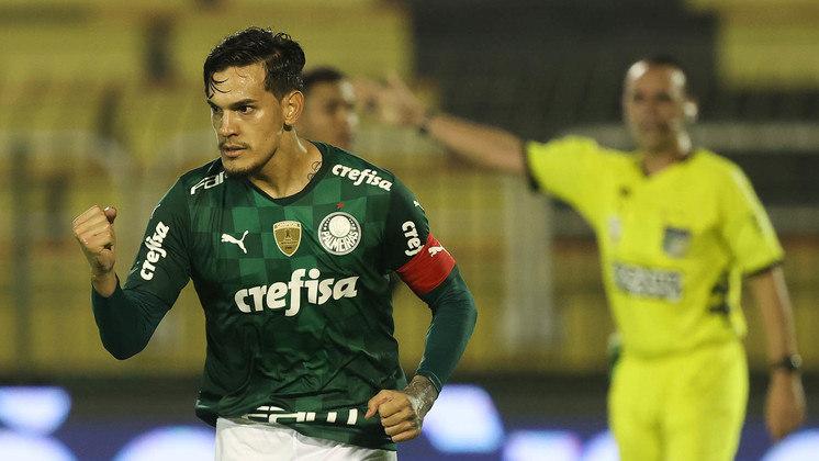 Gustavo Gómez - Clube: Palmeiras - Pênaltis cobrados: nove - Pênaltis convertidos: sete - Aproveitamento: 77,8%.