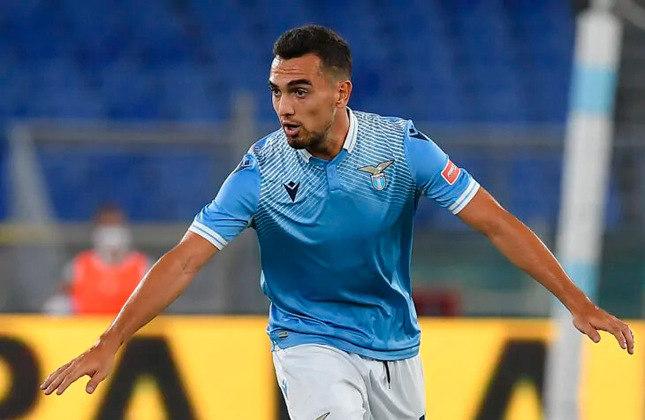 Gonzalo Escalante - 28 anos - Meia - Clube: Lazio - País: Argentina - Contrato até: 30/06/2024