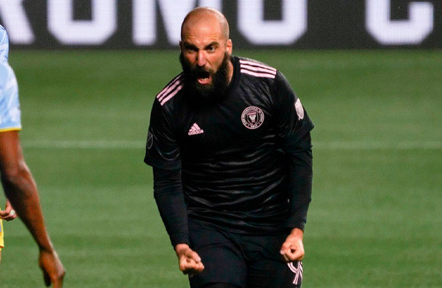 Gonzalo Higuaín (Argentina) - 33 anos - Atacante - Clube: Inter Miami (EUA) - Valor de mercado: 5 milhões de euros (R$ 31,2 milhões).