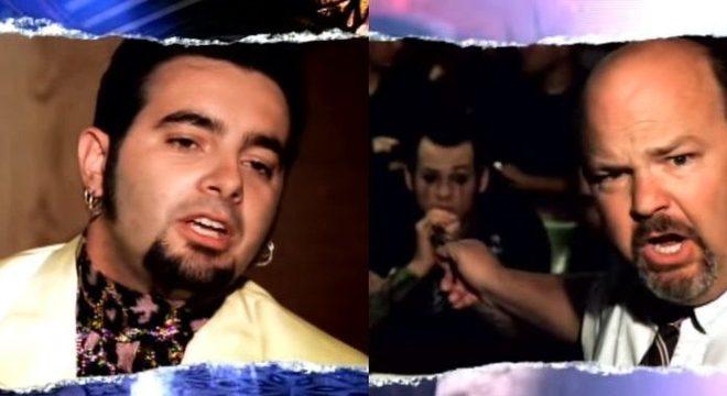 Em 2002, Good Charlotte reuniu 'N SYNC e Tenacious D em clipe; veja