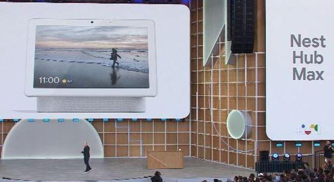 Tela inteligente do Google começa a ser vendido ainda neste ano