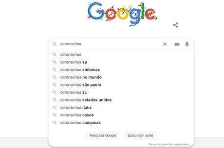 Relatório inédito divulga quais foram as buscas mais realizadas no Google – maior site de pesquisas da internet – em 2020
