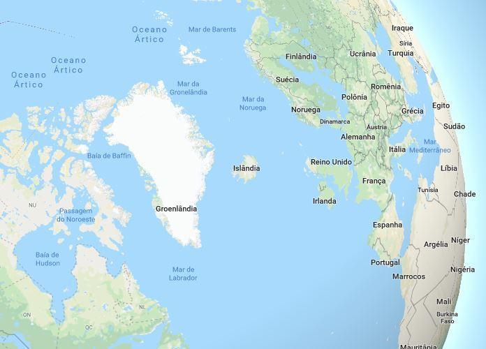 A terra plana ou redonda o google maps j tem a resposta o google maps j tem a resposta notcias r7 tecnologia e cincia stopboris Images