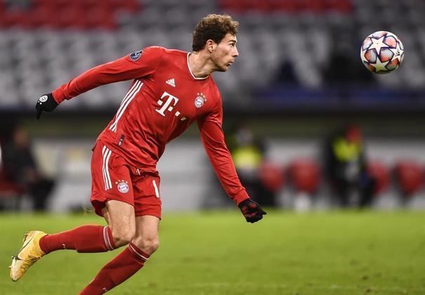 Goretzka, Bayern, Bayern de Munique