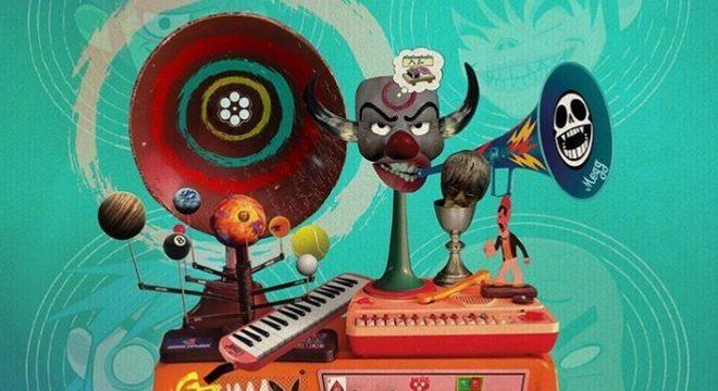 Song Machine: Gorillaz irá lançar música nova nos próximos dias