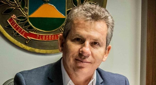Governador de Mato Grosso, Mauro Mendes