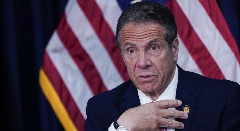 Governador dos EUA assediou sexualmente funcionárias do Estado, conclui investigação