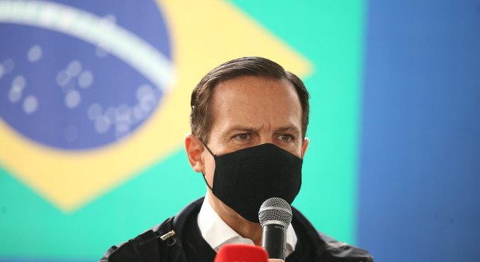 João Doria admite que vai entrar na disputa pelo cargo de presidente do Brasil