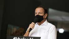 Doria diz que governo negocia novos contratos de oxigênio