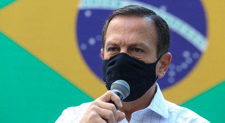 João Doria mira eleição presidencial de 2022