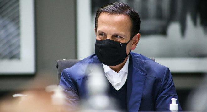 João Doria (PSDB) é questionado por defasagem no efetivo da Polícia Civil