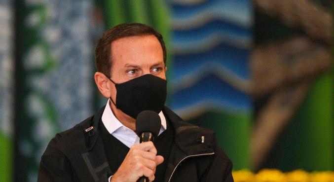 Governador desmentiu boato espalhado em março