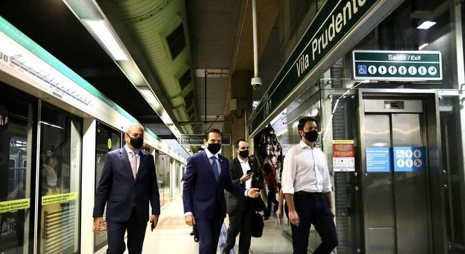 Metroviários cobram empresas, estado e cidade de SP por ações contra pandemia