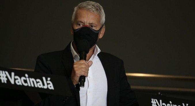 João Gabbardo permanecerá no Centro de Contingência da Covid-19 em SP