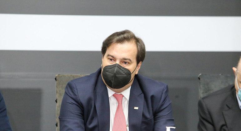 Rodrigo Maia, secretário de Projetos e Ações Estratégicas do governo de São Paulo
