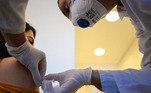 São Paulo SP 18 06 2020- Anvisa autoriza 7 estados brasileiros a fazer teste de uma vacina contra a Covid; ela é a quarta autorizada para teste no Brasil foto Governo do Estado de São Paulo