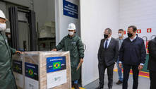 Butantan entrega 2 milhões de doses da CoronaVac a ministério