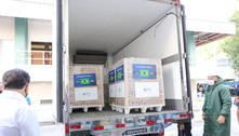 Butantan entrega mais 1 milhão de doses da CoronaVac a ministério