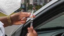 Drive-thrus de SP para vacinação fecham a partir desta terça (6)