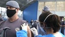 Vacinação de agentes de segurança será concluída no fim da semana