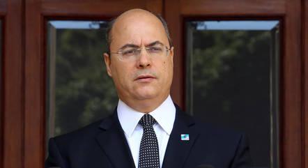 Na imagem, ex-governador Wilson Witzel (RJ)