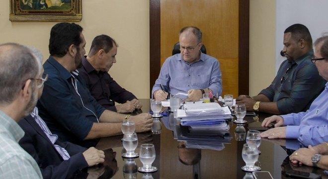 Governo trabalha na formatação do Complexo Industrial Portuário