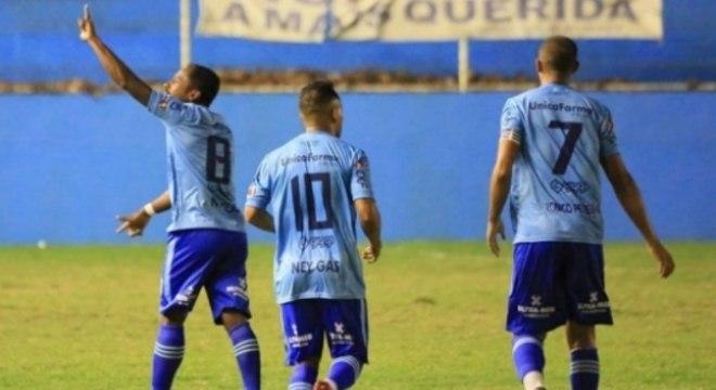 Goytacaz 3 x 1 Tigres - 11/9/2019