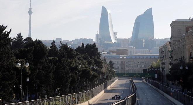 GP do Azerbaijão é um dos sete que foram cancelados na Fórmula 1