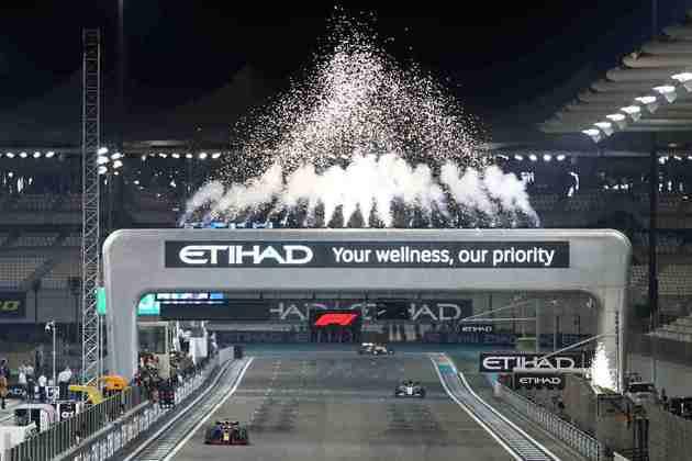 GP de Abu Dhabi - 0.98 - Péssimo, como de costume. Ninguém merece na Fórmula 1.
