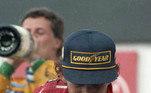 GP do Brasil 1993, Ayrton Senna,