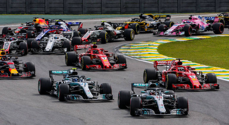GP do Brasil passa a ser chamado de GP São Paulo de Fórmula 1