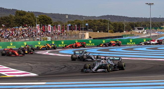GP da França foi cancelado devido às medidas governamentais