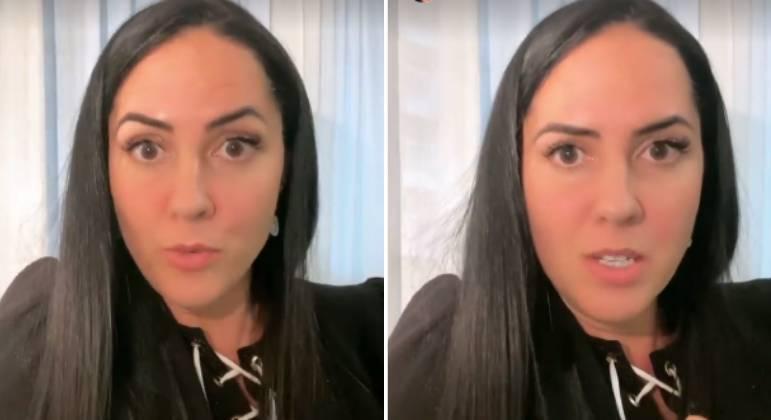 Graciele Lacerda é noiva de Zezé Di Camargo