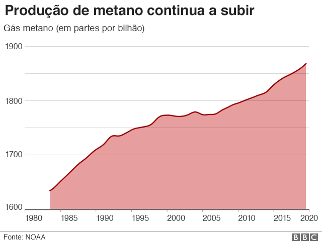 Um aumento progressivo desde 2007