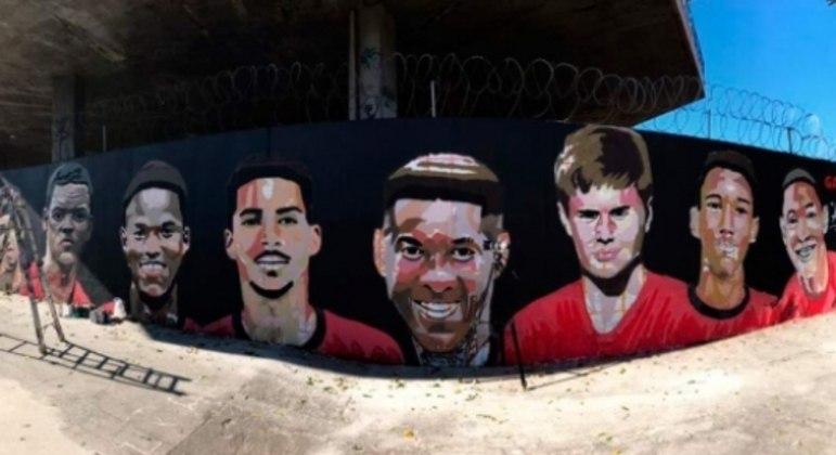 Grafite - Garotos do Ninho