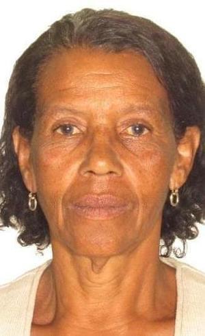 Vera Lúcia desapareceu na última quinta