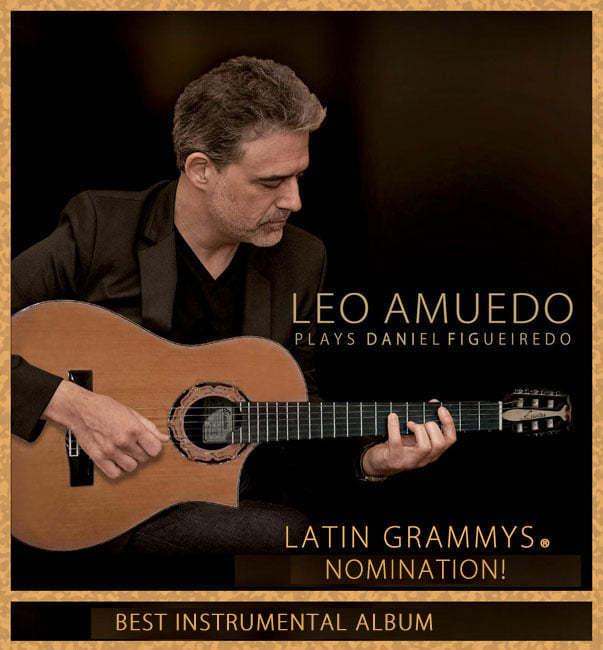 Álbum concorre na categoria de 'Melhor Álbum Instrumental'