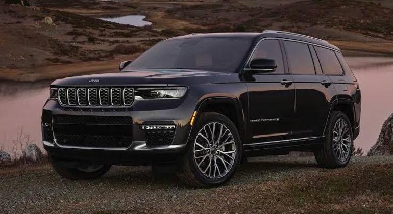 SUV tem diversos elementos visuais que veremos no Jeep Commander que será produzido em Pernambuco