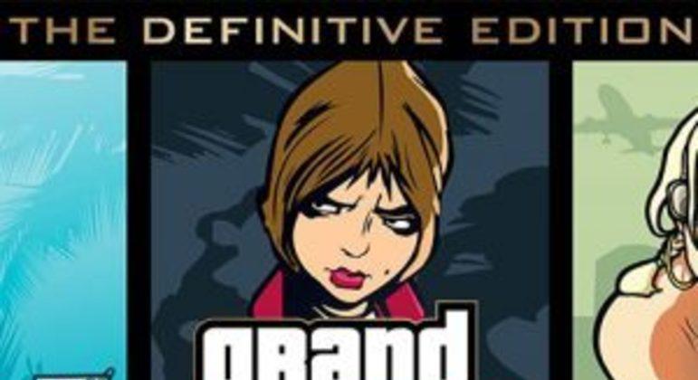 Grand Theft Auto: The Trilogy pode ter mídia física no PS5 e Xbox Series apenas em 2022