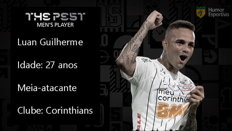 Grande contratação do Corinthians para a temporada de 2020, Luan não conseguiu repetir as boas atuações pelo Grêmio e tem sido alvo constante de críticas de torcedores.