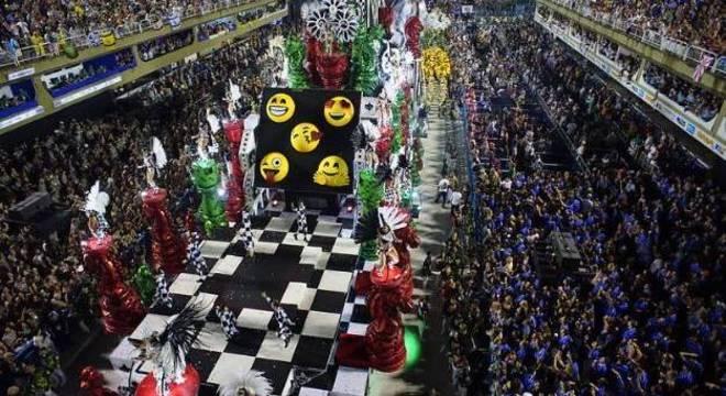 Desfile da Acadêmicos da Grande Rio de 2019