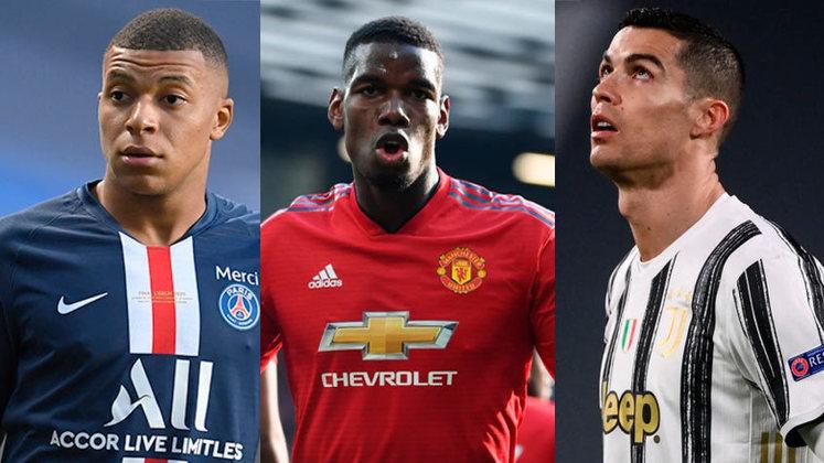 Grandes nomes do futebol europeu estão entrando na última temporada de seus respectivos contratos e, com isso, já podem assinar um pré-contrato na próxima janela de transferências, em janeiro. Confira alguns nomes: