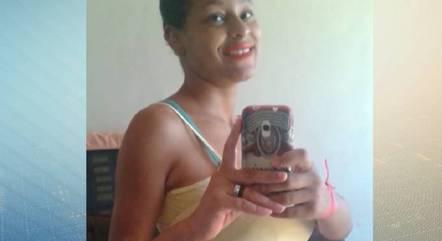 Gabrielle Barcelos estava grávida de 8 meses