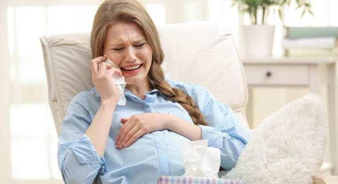 Gravidez psicológica- sintomas, tratamentos e diagnóstico